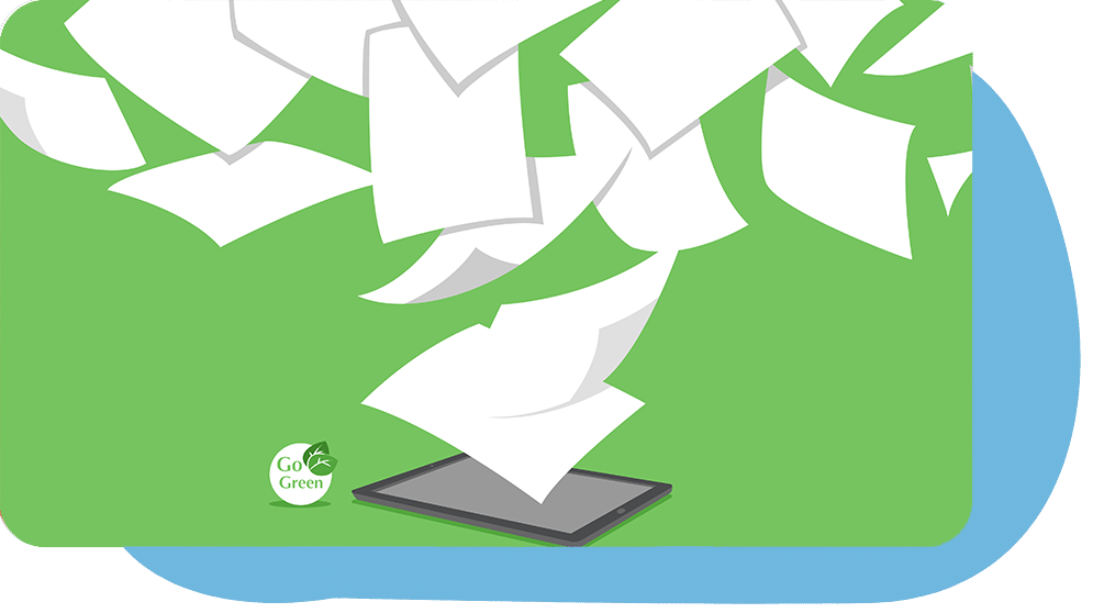 Go Paperless with Digital Forms